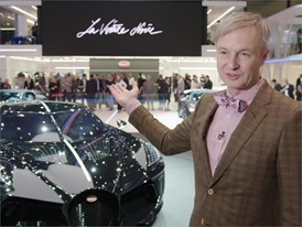 Bugatti Head of Design Achim Anscheidt Interview