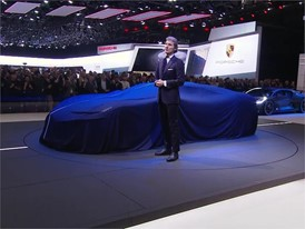 Bugatti President Press Conference