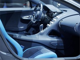 "Chiron Sport ""110 ANS Bugatti"" Beauty Shots Interior"