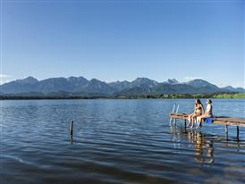 Summer activities in Bavaria