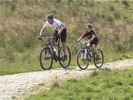 Mountain Biking Tegernsse, Upper Bavaria