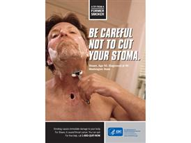 Shawn's Shaving Tip Print Ad