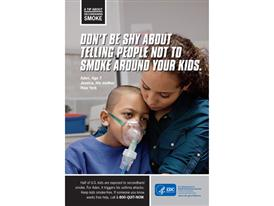 Jessica's Asthma Tip Print Ad