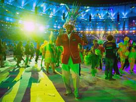 Christian Louboutin & SportyHenri.com Cuban Delegation Outfits Closing Ceremony Rio 2016 alexferro (12)