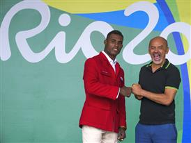 Julio César La Cruz & Christian Louboutin Olympic Village -Rio 2016 -¬ Renata Mello-Tyba-0865 (4)