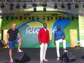 Christian Louboutin, Julio César La Cruz & Henri Tai Olympic Village -Rio 2016 -¬ Renata Mello-Tyba-0865 (5)