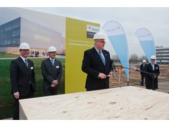 Cornerstone Laid for Clariant Innovation Center Creating 500 New Research Jobs