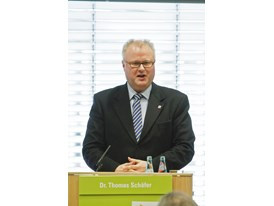 Thomas Schäfer, Hessen State Finance Minister