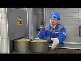 Heufeld site, Business Unit Catalysis & Energy, production