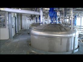 Clariant Bioethanol Pilot Plant Straubing, Germany, Saccharification