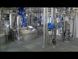 Clariant Bioethanol Pilot Plant Straubing, Germany, Enzyme Fermentation