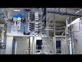 Clariant Bioethanol Pilot Plant Straubing, Germany, Alcoholic Fermentation