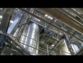Clariant Bioethanol Pilot Plant Straubing, Germany, Interior Shots