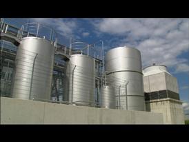 Clariant Bioethanol Pilot Plant Straubing, Germany, Tank Farm