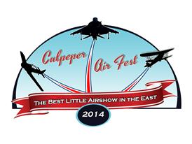The Culpeper Air Fest logo