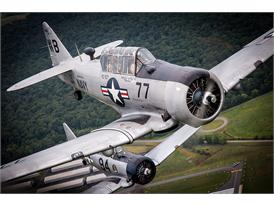 T-6 Texan by Jonathan Derden