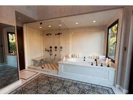 Carbon Mesa: Master Bathroom
