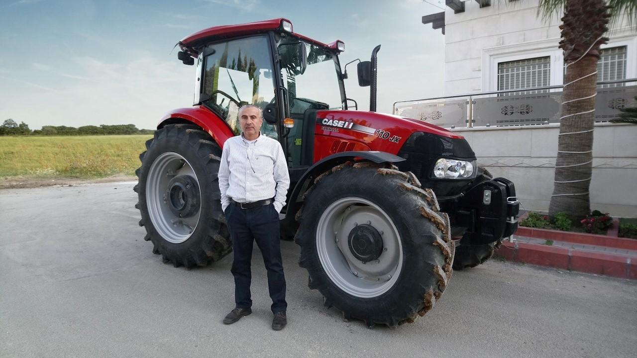Case IH Distributor Jordan Techno Plant General Manager, Mr Khaled Al Attal