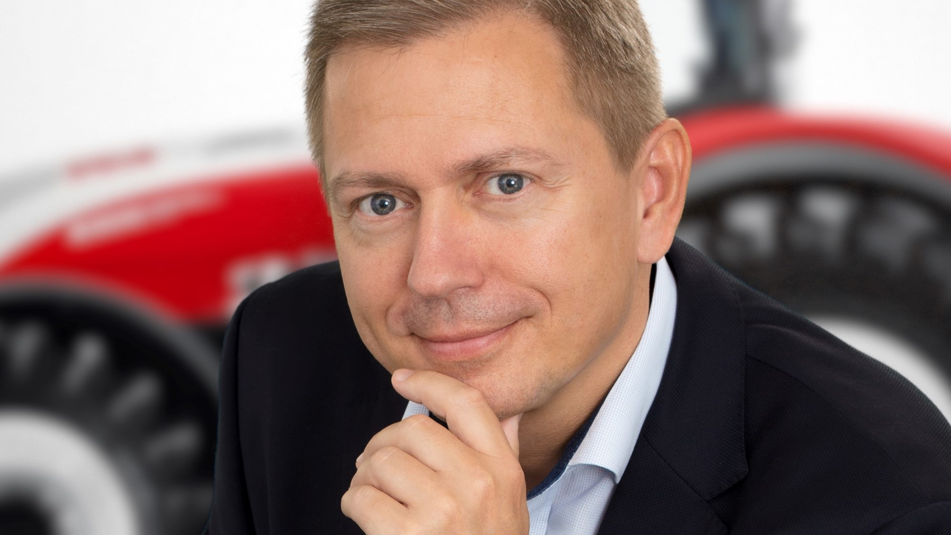 Peter Friis, new Head of STEYR Commercial Operations