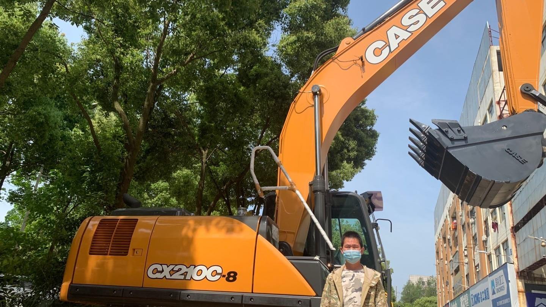 访武汉地区抗疫志愿者凯斯用户王凯