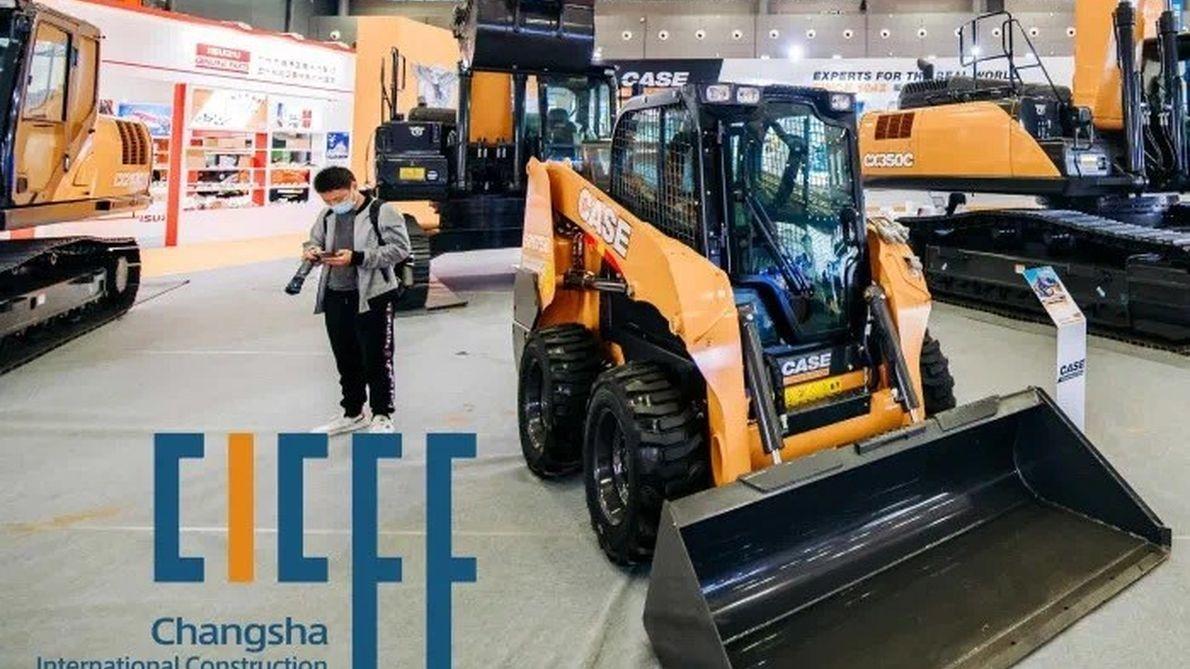 """凱斯工程機械B系列滑移裝載機榮膺CICEE 2021""""金齒輪""""獎"""