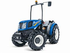 New Holland Launches the T3F: a Groundbreaking Compact Speciality Tractor