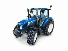 New Holland Launches the all New T4 Range: More Power, More Features