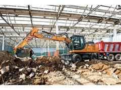 Case Demonstration Will Go With A Bang At Bauma