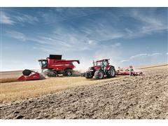 Case IH Combine Training for Dealers and Sales Staff Follows Global Harvesting Seasons