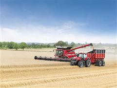 New Case IH Axial-Flow® 240 Combines: Top-Range Harvesting Technology