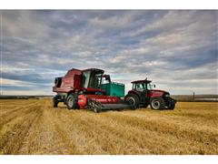 Case IH Launches New Axial-Flow® Combines Designed and Built in China