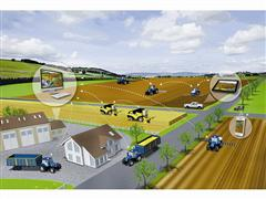 New Holland targets CropTec 2014 with Precision Land Management