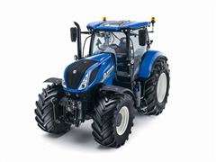 New Holland Launches New Tier 4B Compliant T7 Tractor Range: New Styling, More Performance, Greater Comfort