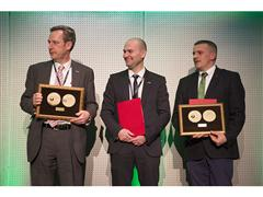 "STEYR awarded ""Machine of the Year"" in Poland for the second time"