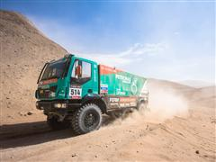 Gerard de Rooy Wins Dakar 6th Special Stage - Iveco First General Standings