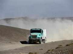 Dakar 2014: After Special 8 to Calama Gerard de Rooy Maintains Lead