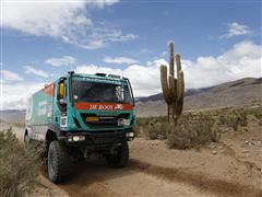 Dakar 2014: Gerard de Rooy Remains at Top of the Rankings