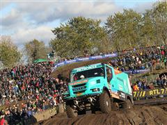 Iveco Vehicles and FPT Engines on Their Way to South America for the 2014 Dakar