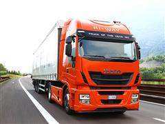 Stralis Hi-Way and HI-eSCR: TÜV Certifies a Fuel Consumption Reduction of 2.33%