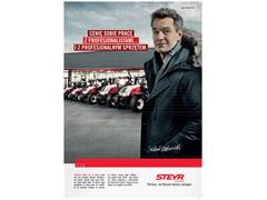 Building on Innovation and Tradition: Michal Zebrowski Chooses STEYR Tractor - New content available