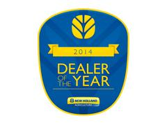 New Holland celebrate its Dealers' success with national awards