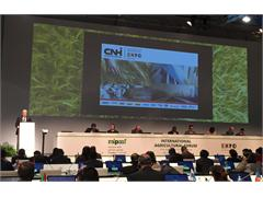 CNH Industrial Executive delivers speech on Agriculture and Food Security at Expo