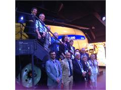 CNH Industrial welcomed EU Parliament Committee at Expo 2015
