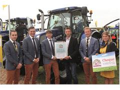 Holland picks New Holland: CNH Industrial brand wins 'Best Farmer's Tractor'