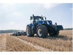 New Holland to Demonstrate Its Most Powerful Machines at Tillage-Live 2015