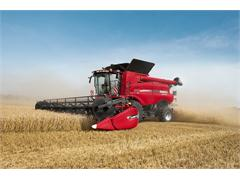 Wide range of updates for Case IH Axial-Flow 140 Series- model year 2016
