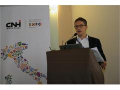 Expo 2015: CNH Industrial promotes efficient and sustainable bus fleets in Europe