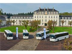 CNH Industrial brand begins delivery of over 150 buses to French Ministry of Defence