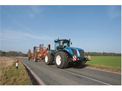 New Holland T9 wins prestigious Diesel Progress Excellence in Equipment Engineering award