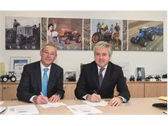 New Holland signs global supply agreement with Marangon